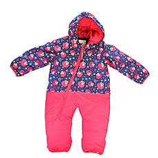 Комбинезон детский Roxy Rose Suit I Snsu Elmo Print_blueprint