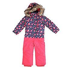 Комбинезон сноубордический детский Roxy Paradise Suit K Snsu Elmo Print_blueprint