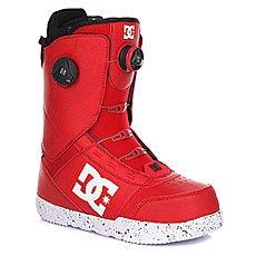 Ботинки для сноуборда DC Control Rare Racing Real Red