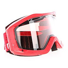 Маска для сноуборда Quiksilver Fenom Photochro Racing Red
