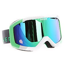 Маска для сноуборда Quiksilver Fenom Pack Green Flash