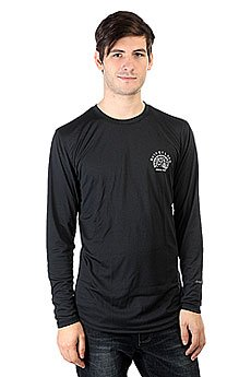 Термобелье (верх) Quiksilver Territory Top Black