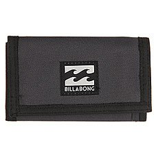 Кошелек Billabong Atom Wallet Asphalt