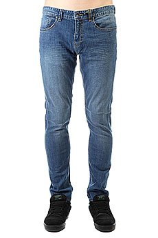 Джинсы узкие Billabong Outsider Denim Salty Wash