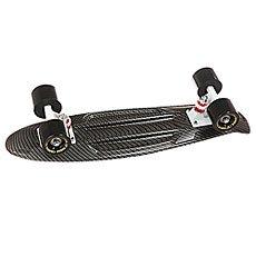 Скейт мини круизер Turbo-FB Carbon Black