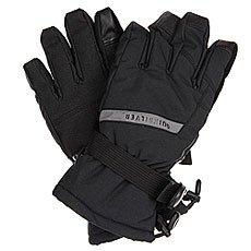 Перчатки сноубордические детские Quiksilver Mission Black