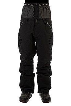 Штаны сноубордические DC Donon Black