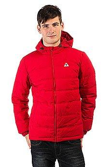Куртка зимняя Le Coq Sportif Bavone Original Rouge