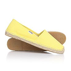 Эспадрильи женские Soludos Original Dali Sunshine Yellow