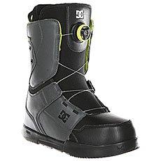 Ботинки для сноуборда DC Scout Dark Shadow/Black/Li
