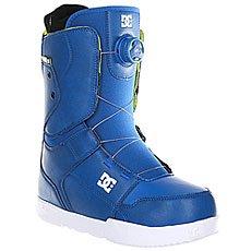 Ботинки для сноуборда DC Scout Nautical Blue