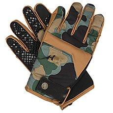 Перчатки сноубордические DC Antuco Camouflage Lodge Men