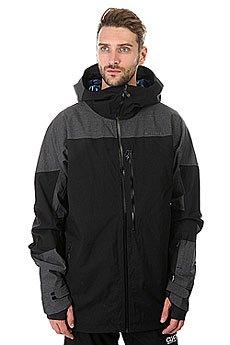 Куртка Quiksilver Stencil Black