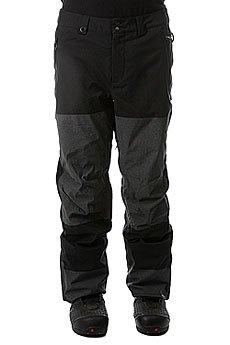 Штаны сноубордические Quiksilver Stamp Pant Black