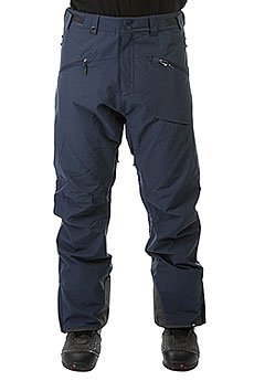 Штаны сноубордические Quiksilver Boundary Plus Navy Blazer
