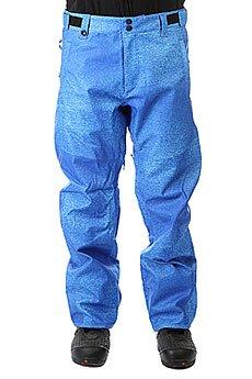 Штаны сноубордические Quiksilver Qs X Jd Pt Sodalite Blue