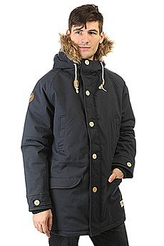 Куртка парка Запорожец Ditch Parka Navy