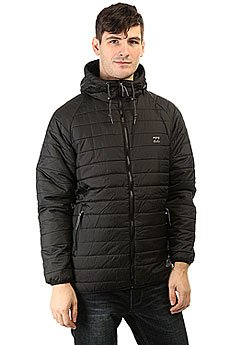 Куртка Billabong All Day Puffer Black
