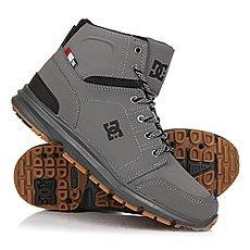 Ботинки высокие DC Torstein Grey/Gum