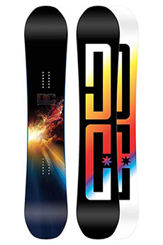 Сноуборд DC Shoes Ply M Snbd Mul Multi 156