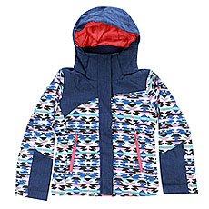 Куртка детская Roxy Flicker Geofluo Blue Print