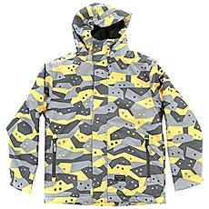 Куртка детская Billabong Miracle Printed Desert Yellow