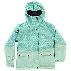 Куртка детская Billabong Sakari Granite Green