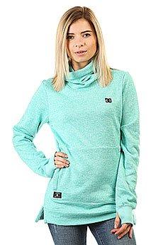Толстовка сноубордическая женская DC Shoes Veneer Aruba Blue