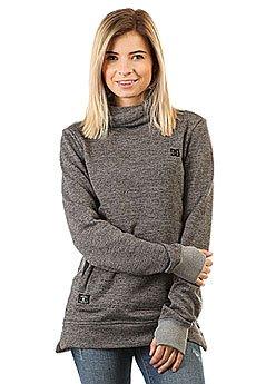 Толстовка сноубордическая женская DC Shoes Veneer Heather Pewter