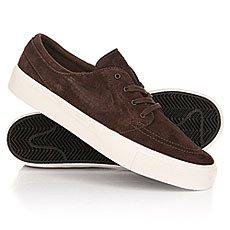 Кеды низкие Nike Zoom Stefan Janoski Prem HT Baroque Brown