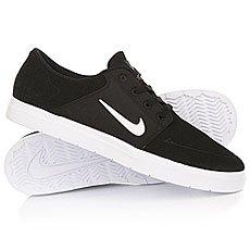 Кеды низкие Nike Sb Portmore Vapor Black/White