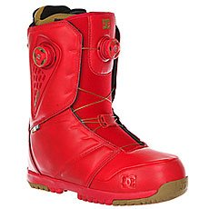 Ботинки для сноуборда DC Judge Rare Racing Red