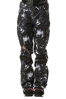 Штаны сноубордические женские DC Recruit Pnt Tie Dye