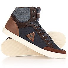 Кеды высокие Le Coq Sportif Portalet Mid Craft Hvy Cvs/Suede Dress