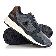 Кеды низкие женские Le Coq Sportif Lcs R900 Gs 2 Tones Dress Blue/Mustang