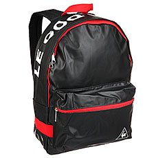 Рюкзак городской Le Coq Sportif Nacarat Backpack Black/Pur Rouge