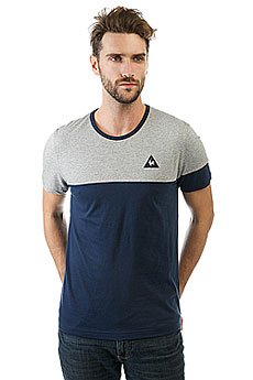 Футболка Le Coq Sportif Merrela Light Heather Grey/Dres