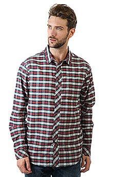 Рубашка в клетку Billabong Drexler Brick