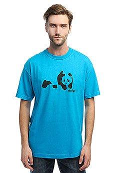 Футболка Enjoi Panda Splice Turquoise