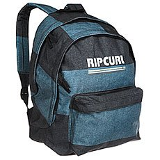 Рюкзак городской Rip Curl Modern Retro Double Dome Blue
