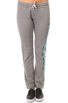Штаны спортивные женские Rip Curl Active Logo Trackpant Frost Grey