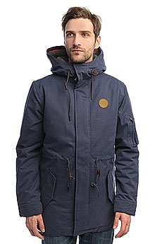Куртка парка Rip Curl Park Anti Jacket 389 Mood Indigo