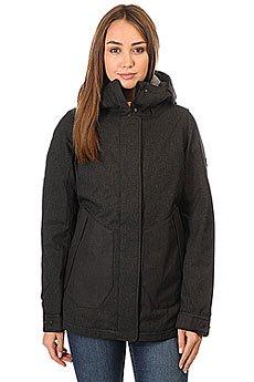 Куртка зимняя женская Rip Curl Amaya Jacket Black Marle