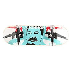 Фингерборд Turbo-FB П9 Stalin 2/Light Blue/Black/Clear