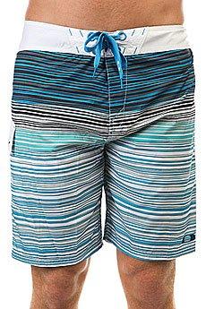 Шорты пляжные Oakley Transmarine Boardshort 19 Pacific Blue