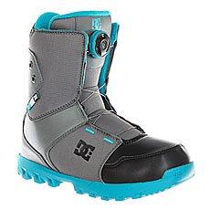 Ботинки для сноуборда детские DC Scout Cool Grey