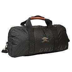 Сумка спортивная Grizzly Military Duffle Bag Black