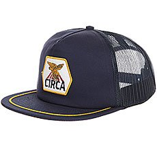 Бейсболка с сеткой Circa Ranger Mesh Snap Back Navy/Gold
