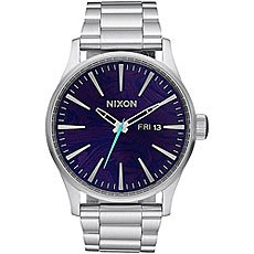 Кварцевые часы Nixon Sentry Ss Purple