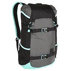Рюкзак туристический Nixon Landlock Backpack Se Black/Aruba